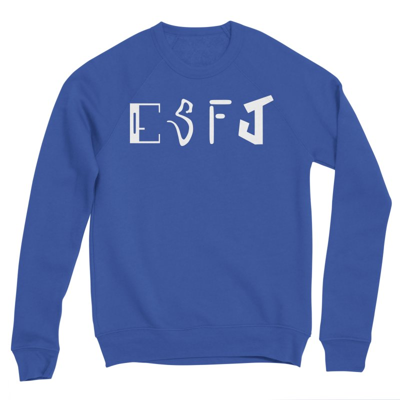 ESFJ Men's Sweatshirt by BumbleBess