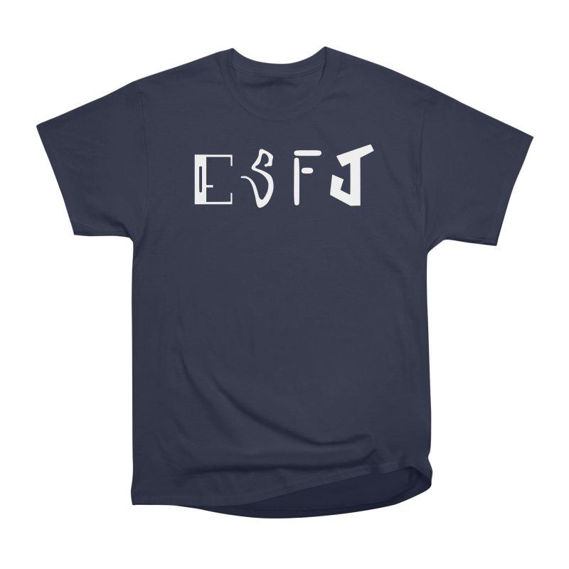 ESFJ Men's T-Shirt by BumbleBess
