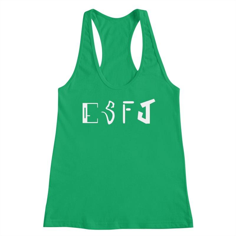 ESFJ Women's Tank by BumbleBess