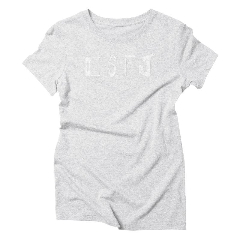 ESFJ Women's T-Shirt by BumbleBess