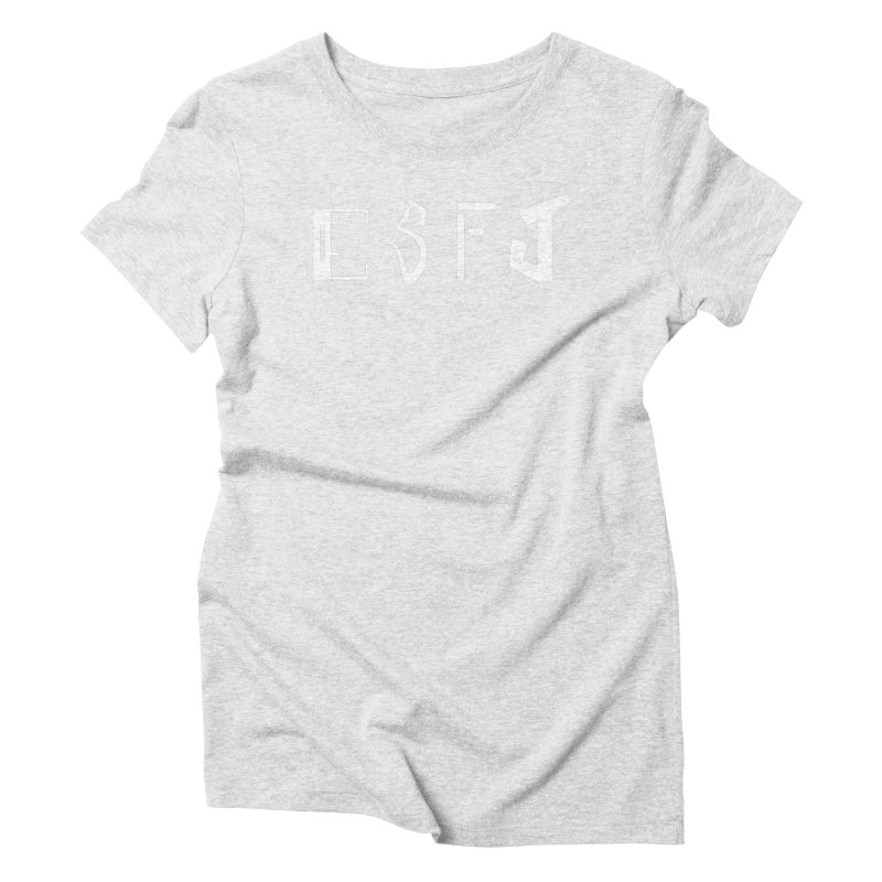 ESFJ Women's T-Shirt by BumbleBess