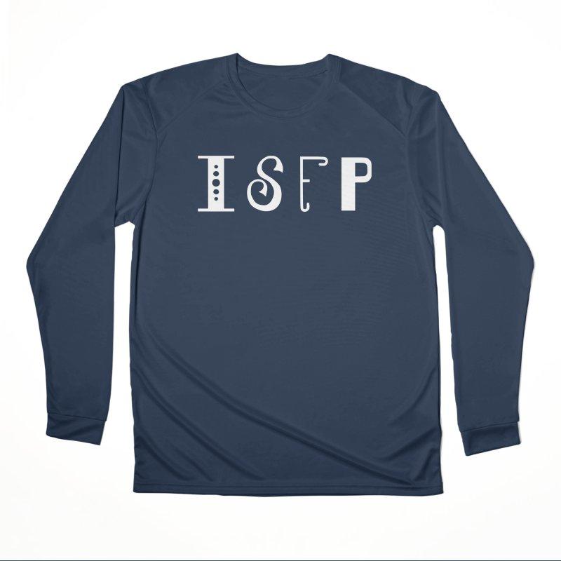 ISFP Men's Longsleeve T-Shirt by BumbleBess