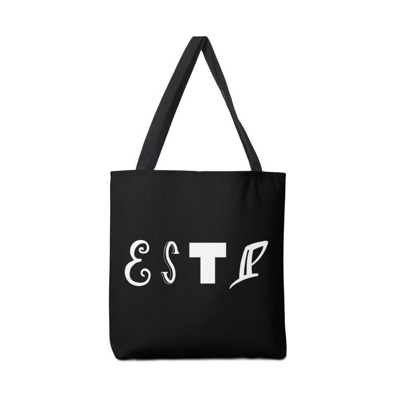 ESTP Accessories Bag by BumbleBess
