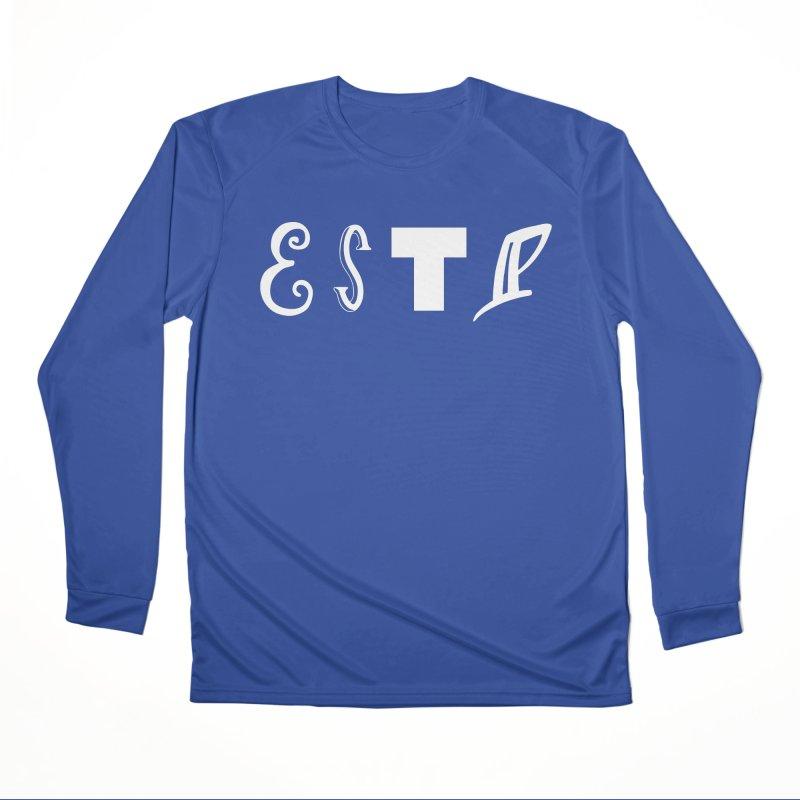 ESTP Men's Longsleeve T-Shirt by BumbleBess