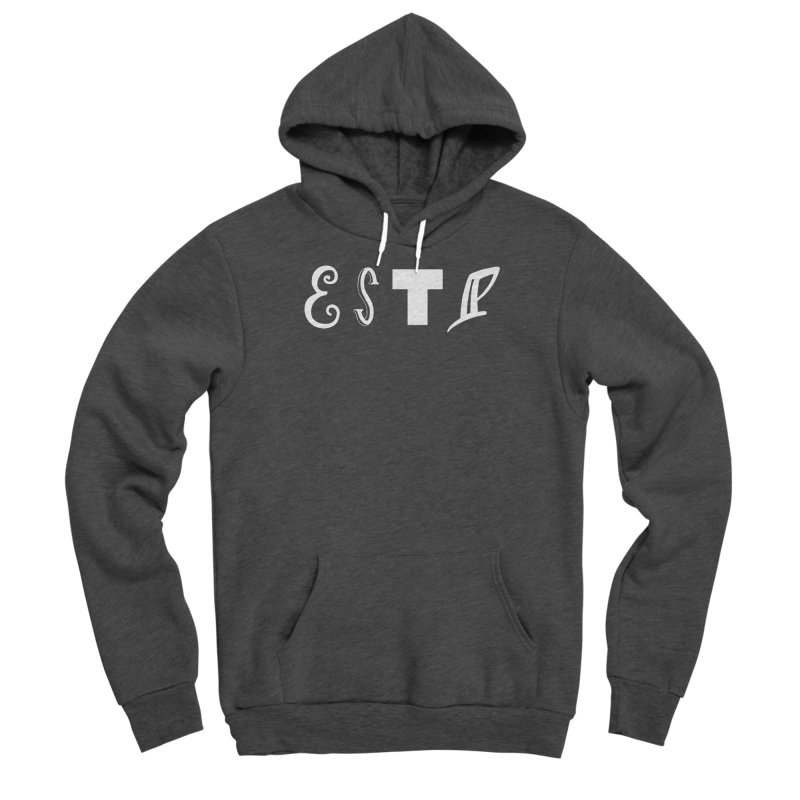 ESTP Men's Pullover Hoody by BumbleBess