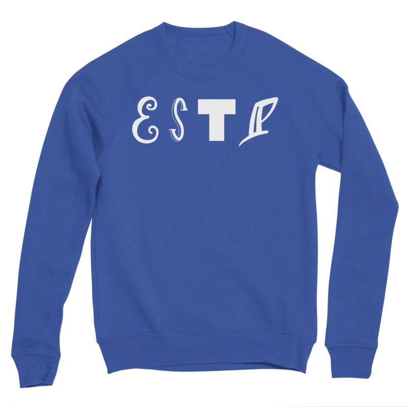 ESTP Men's Sweatshirt by BumbleBess