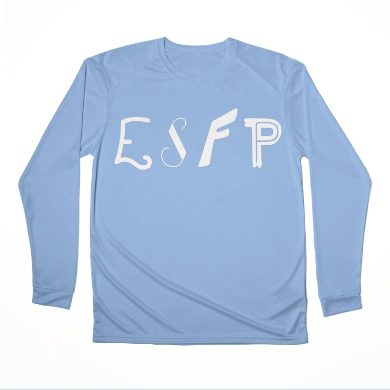 ESFP Men's Longsleeve T-Shirt by BumbleBess