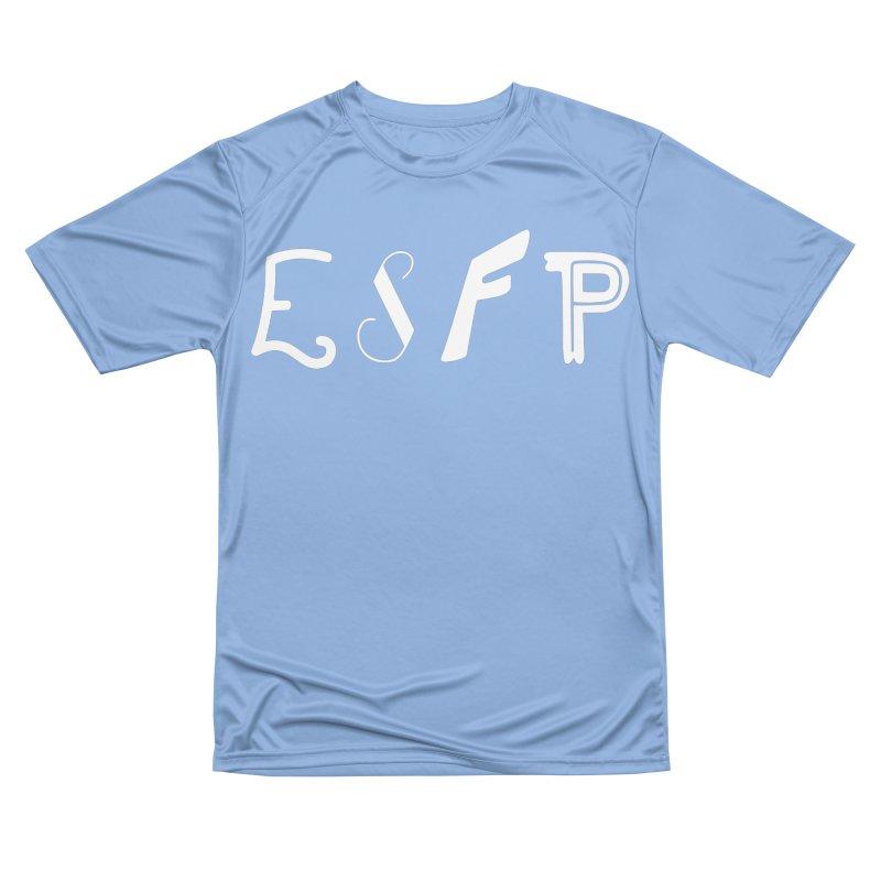 ESFP Women's T-Shirt by BumbleBess