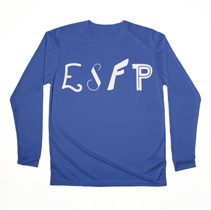 ESFP Women's Longsleeve T-Shirt by BumbleBess