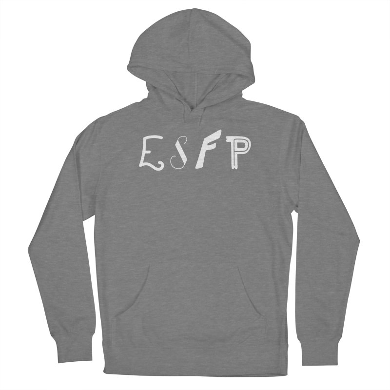 ESFP Women's Pullover Hoody by BumbleBess