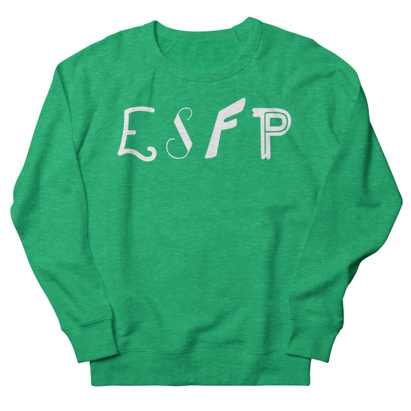 ESFP Women's Sweatshirt by BumbleBess