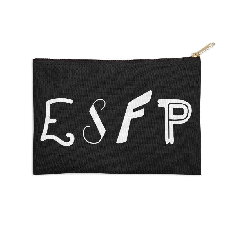 ESFP Accessories Zip Pouch by BumbleBess