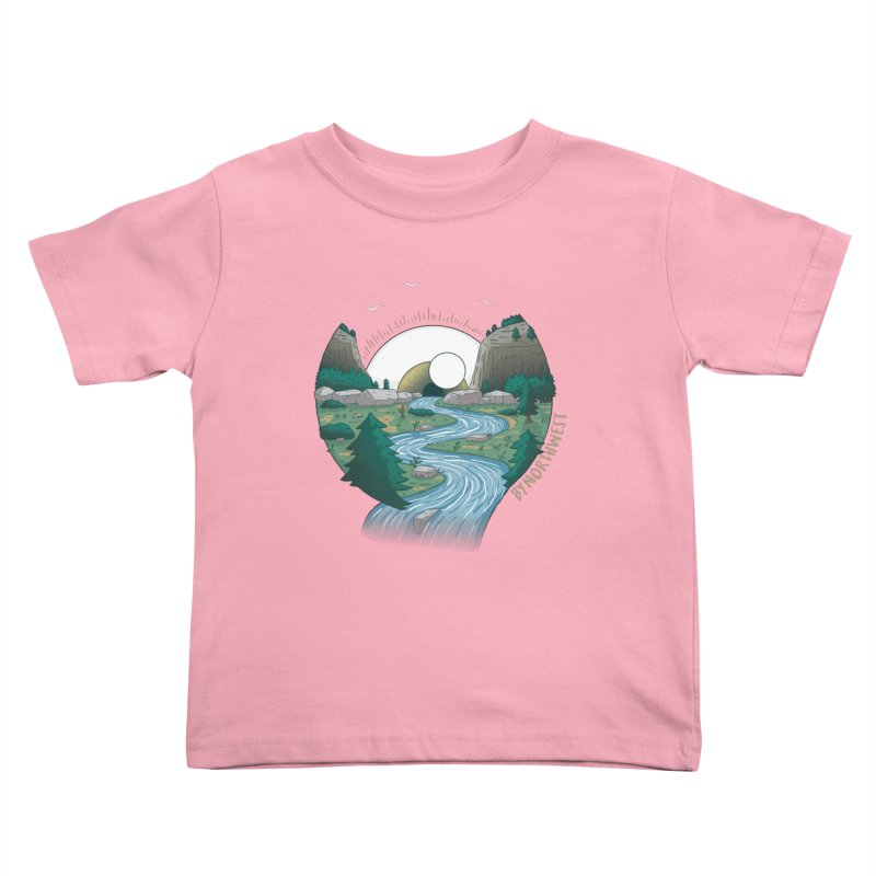 Riversong NEW Kids Toddler T-Shirt by ByNorthwest Store