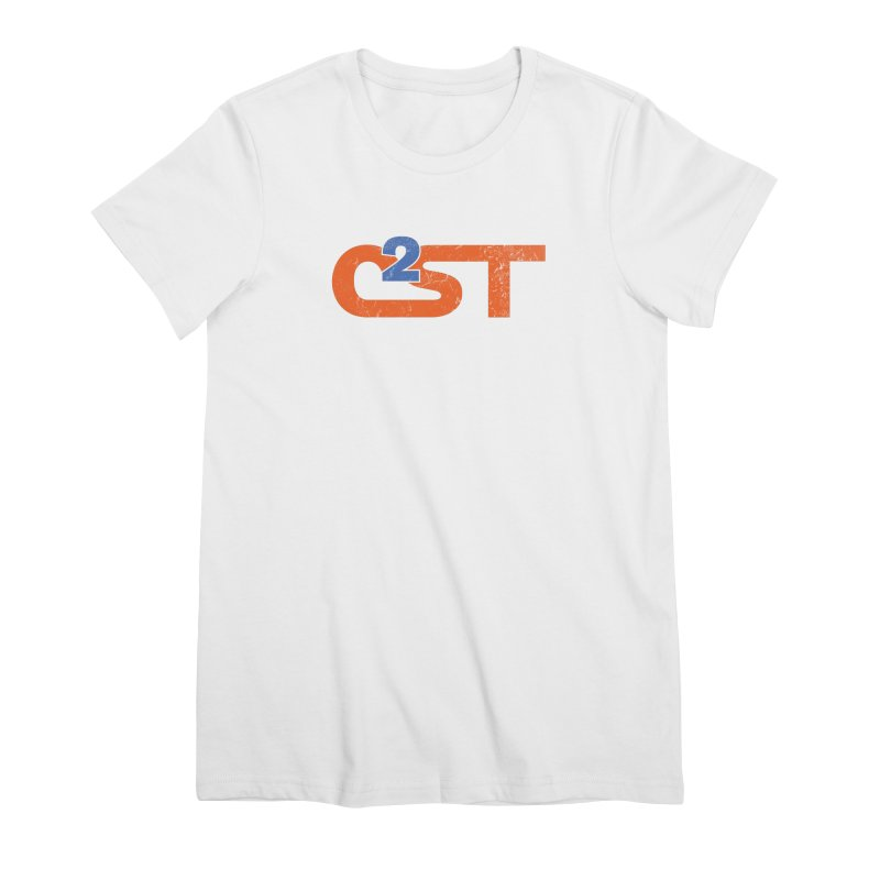 Vintage Women's Premium T-Shirt by C2ST's Artist Shop