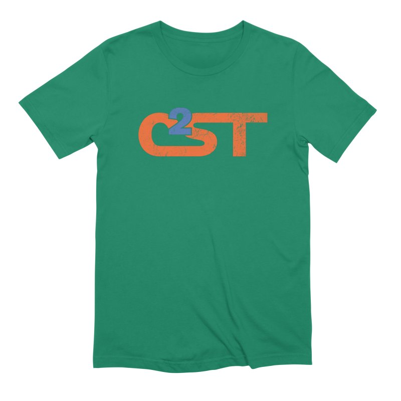 Vintage Men's Extra Soft T-Shirt by C²ST