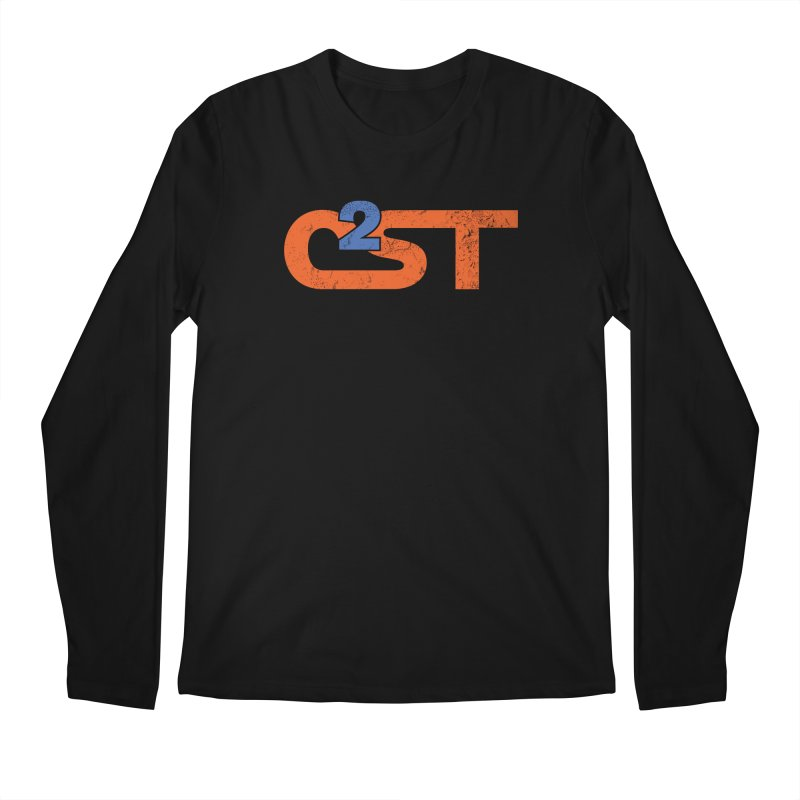 Vintage Men's Regular Longsleeve T-Shirt by C²ST