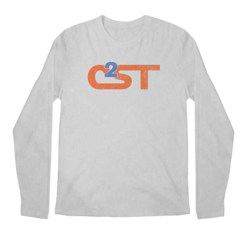Vintage Men's Regular Longsleeve T-Shirt by C2ST's Artist Shop