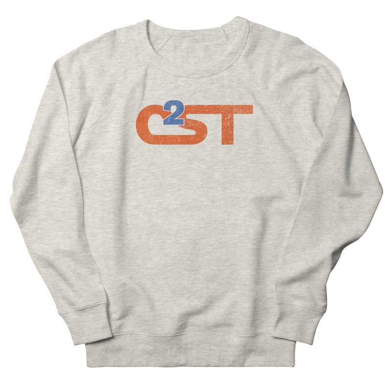 Vintage Women's French Terry Sweatshirt by C²ST