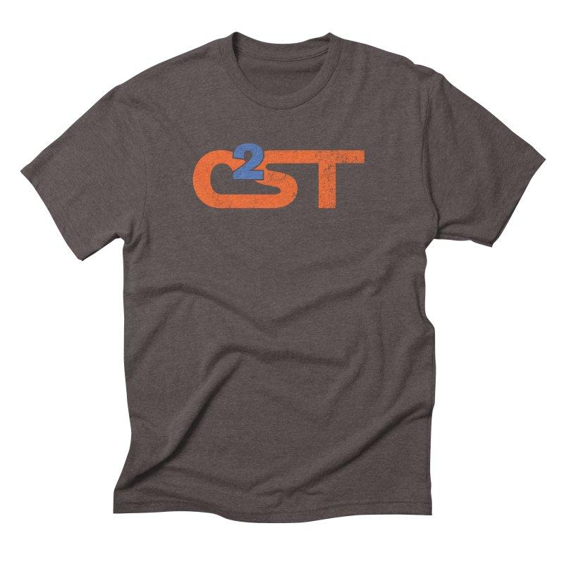Vintage Men's Triblend T-Shirt by C²ST