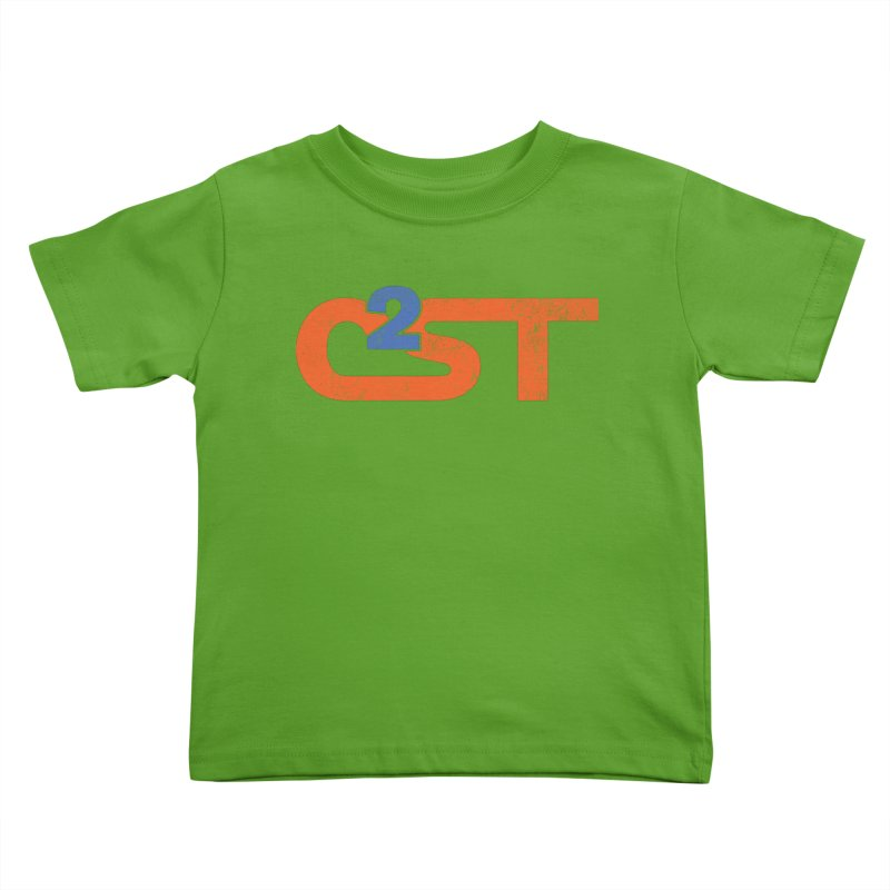 Vintage Kids Toddler T-Shirt by C²ST