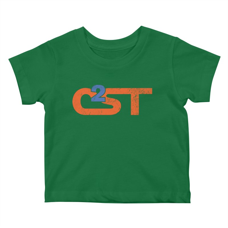 Vintage Kids Baby T-Shirt by C²ST