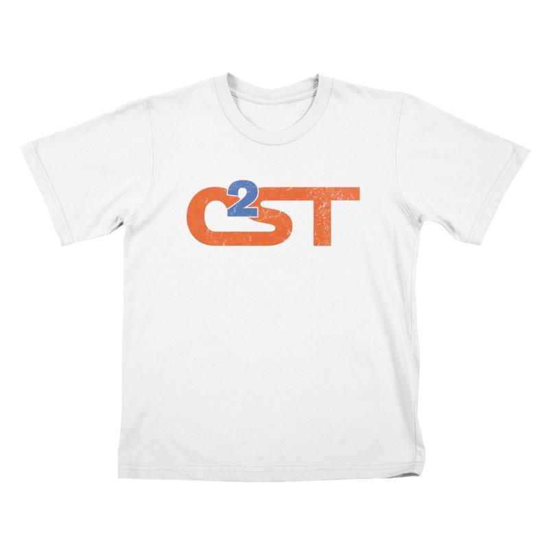 Vintage Kids T-Shirt by C²ST