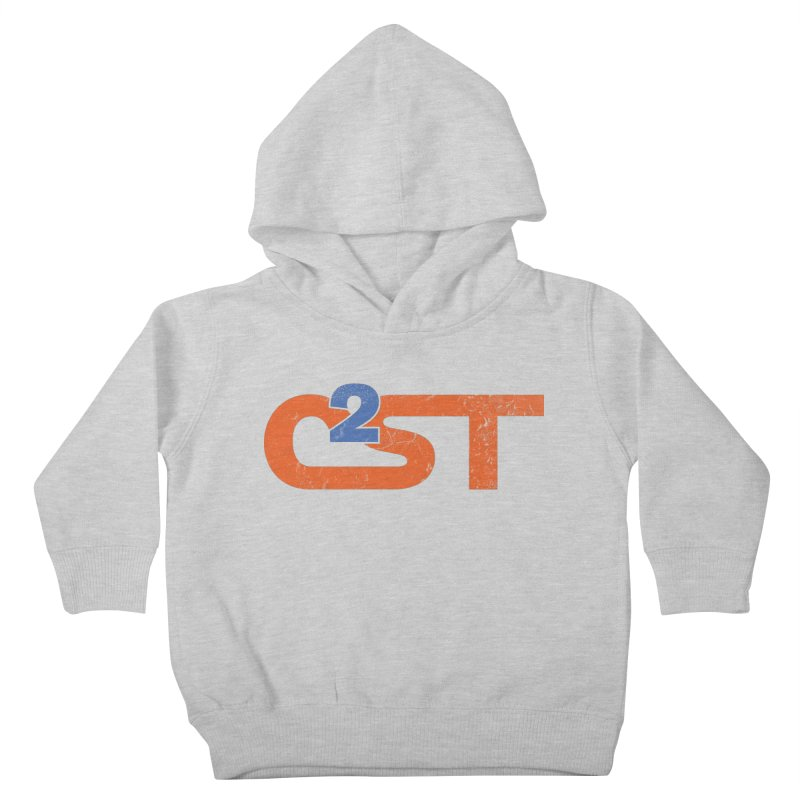 Vintage Kids Toddler Pullover Hoody by C²ST
