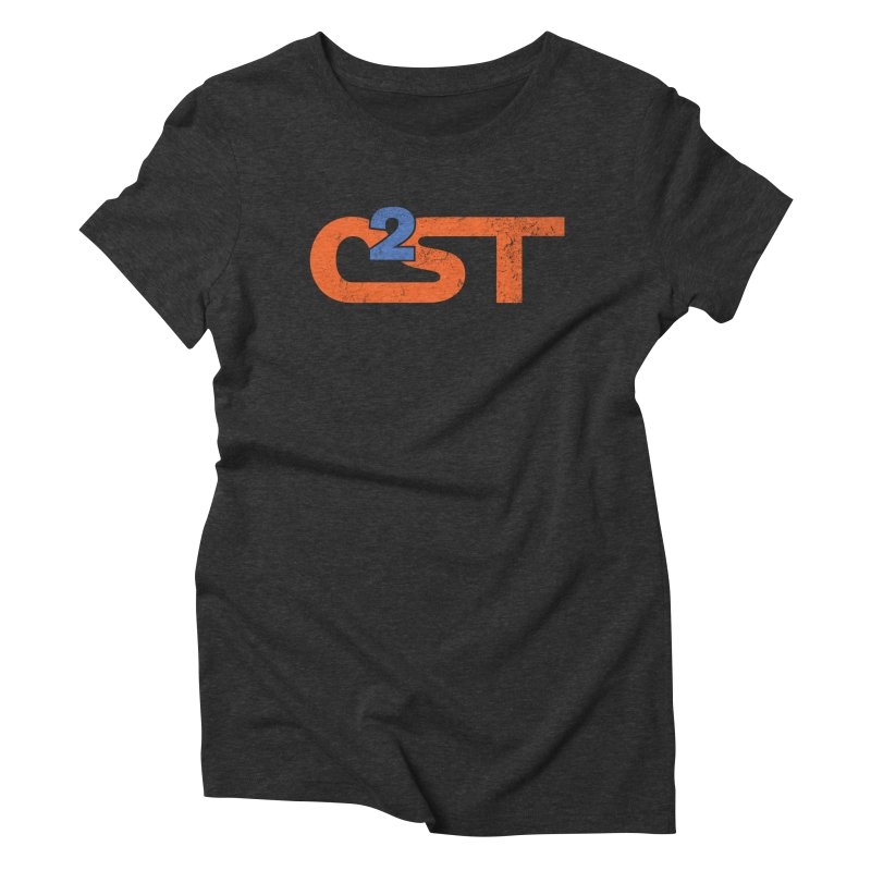 Vintage Women's Triblend T-Shirt by C²ST