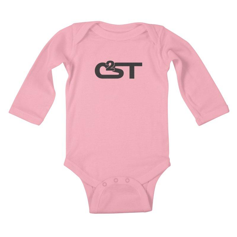 C2ST Kids Baby Longsleeve Bodysuit by C²ST