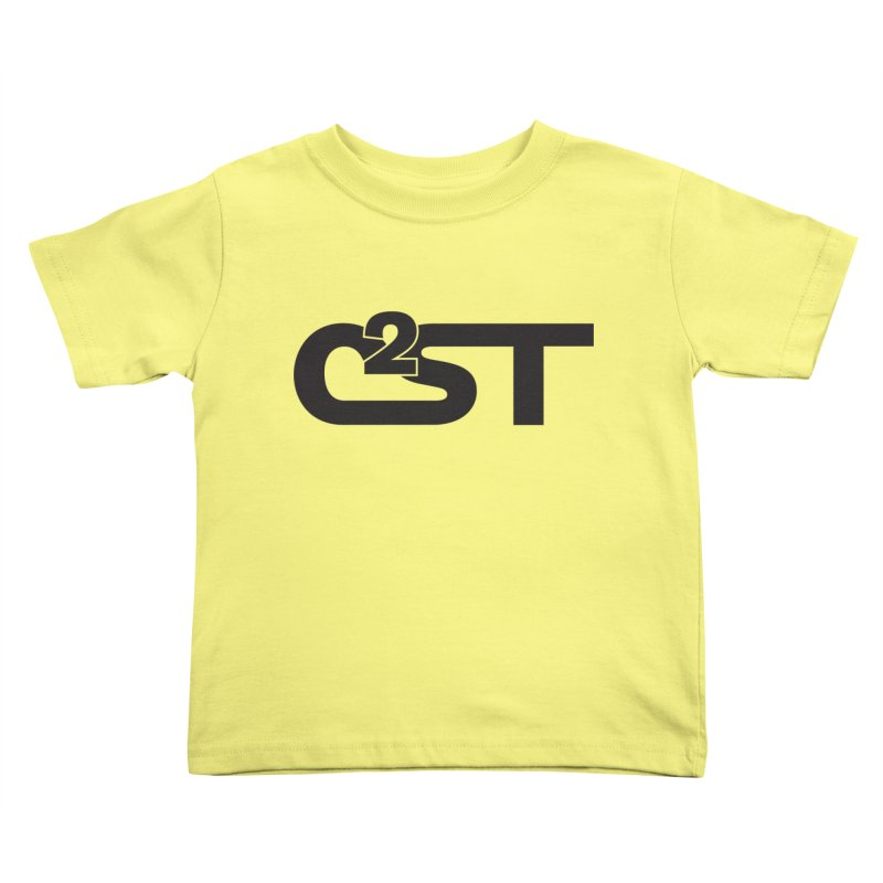 C2ST Kids Toddler T-Shirt by C²ST