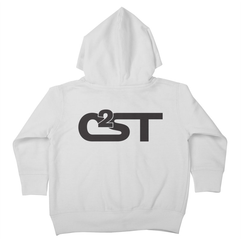 C2ST Kids Toddler Zip-Up Hoody by C2ST's Artist Shop