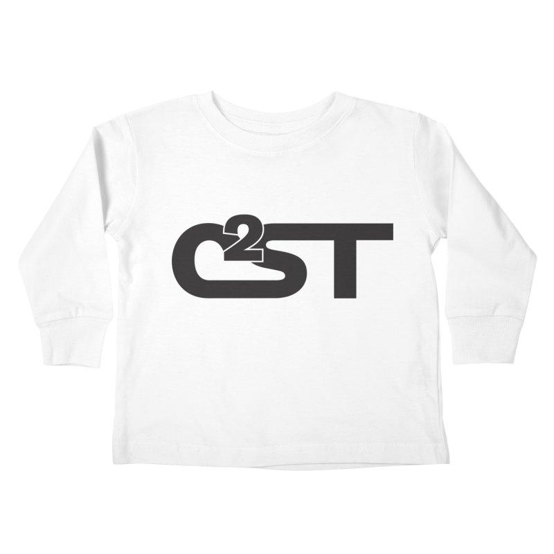 C2ST Kids Toddler Longsleeve T-Shirt by C²ST