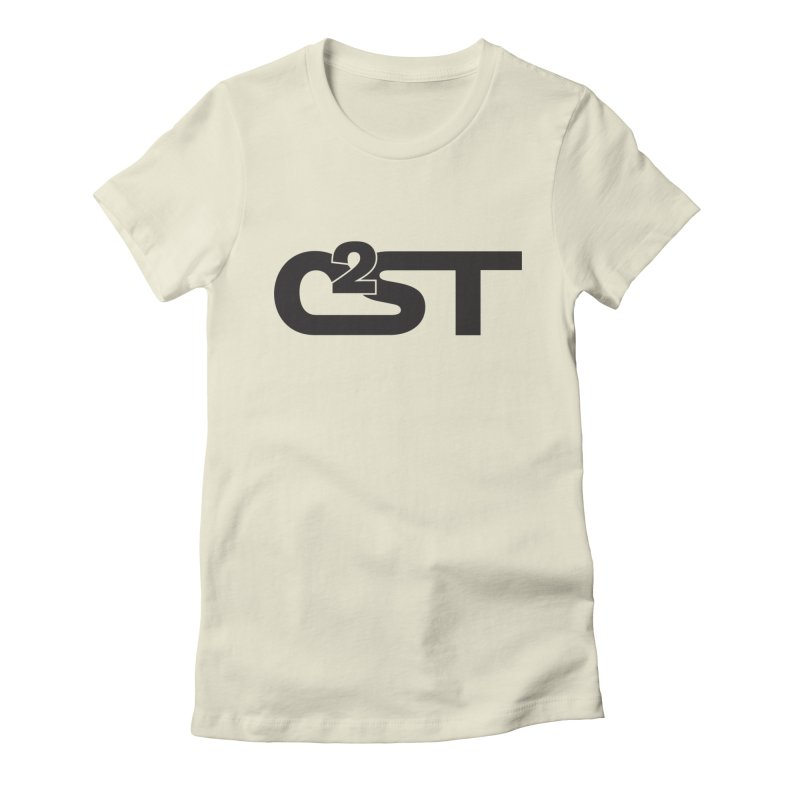 C2ST Women's Fitted T-Shirt by C2ST's Artist Shop