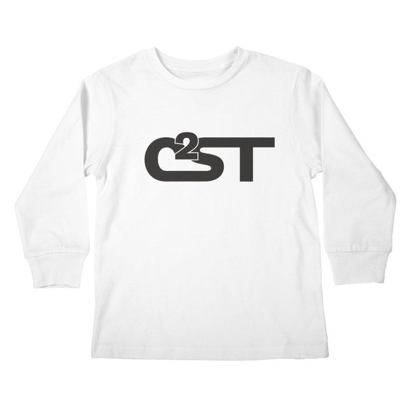 C2ST Kids Longsleeve T-Shirt by C2ST's Artist Shop