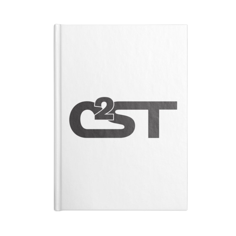 C2ST Accessories Blank Journal Notebook by C²ST