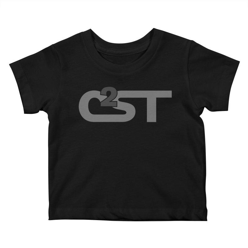 C2ST Watermark Kids Baby T-Shirt by C2ST's Artist Shop