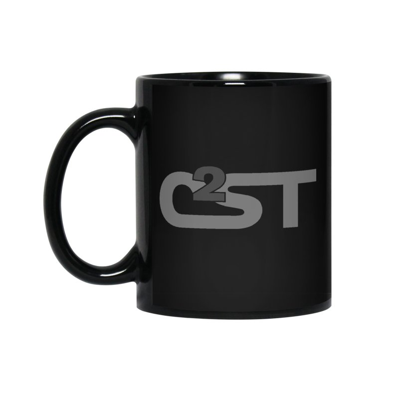 C2ST Watermark Accessories Standard Mug by C²ST