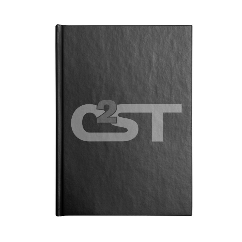 C2ST Watermark Accessories Blank Journal Notebook by C²ST