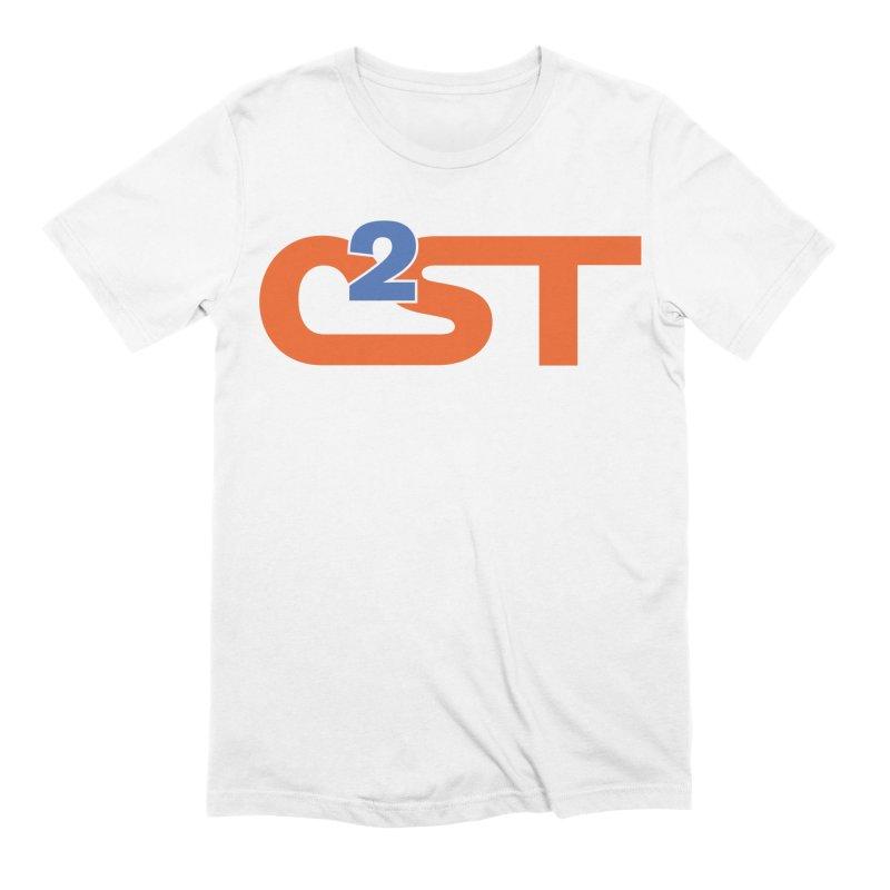 C2ST Classic Men's Extra Soft T-Shirt by C2ST's Artist Shop