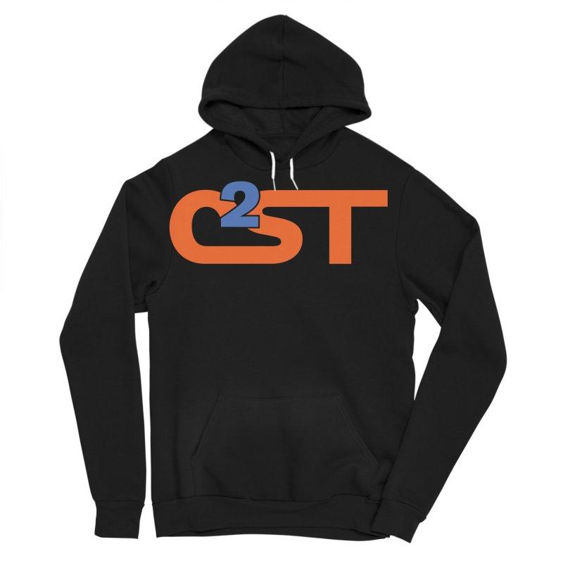 C2ST Classic Men's Sponge Fleece Pullover Hoody by C²ST