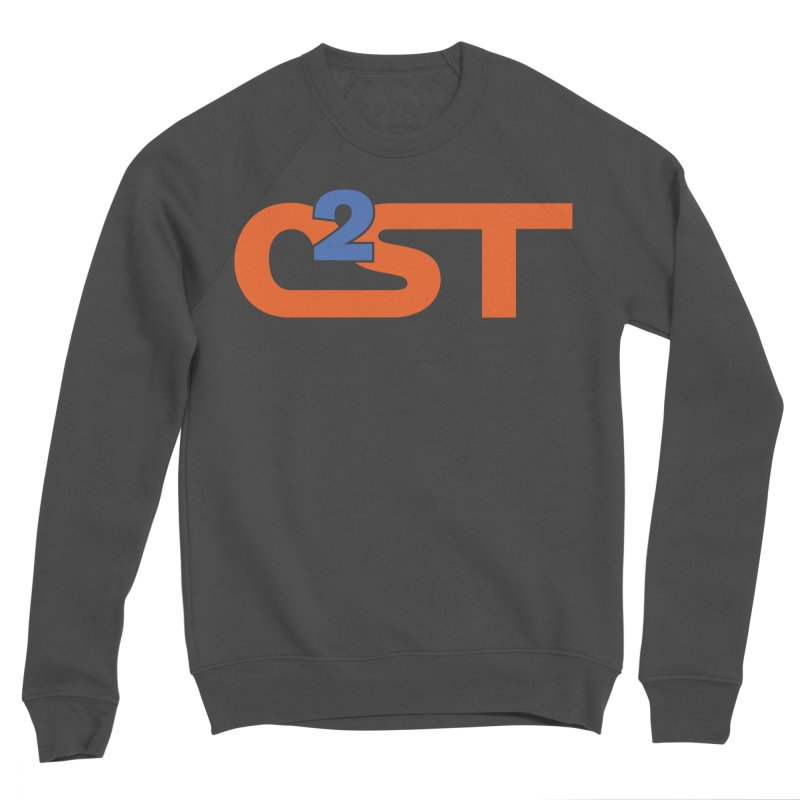 C2ST Classic Women's Sponge Fleece Sweatshirt by C2ST's Artist Shop