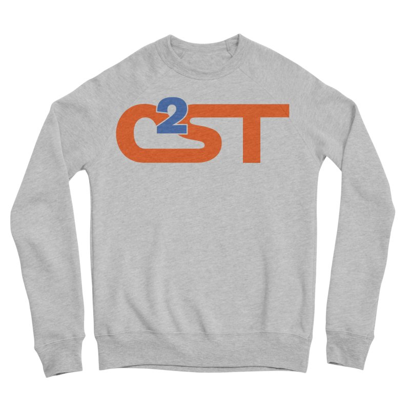 C2ST Classic Men's Sponge Fleece Sweatshirt by C2ST's Artist Shop