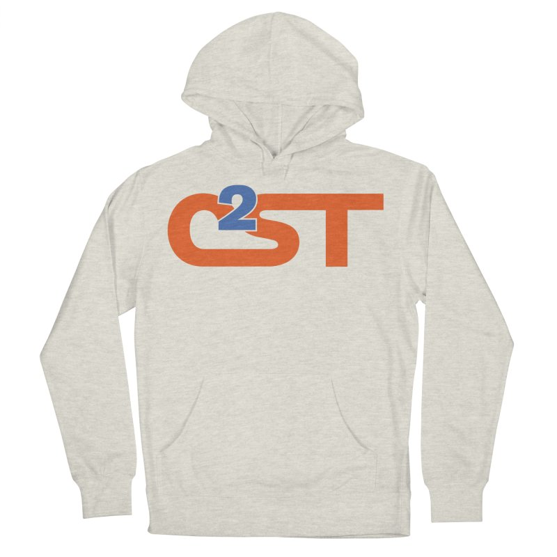 C2ST Classic Women's French Terry Pullover Hoody by C2ST's Artist Shop