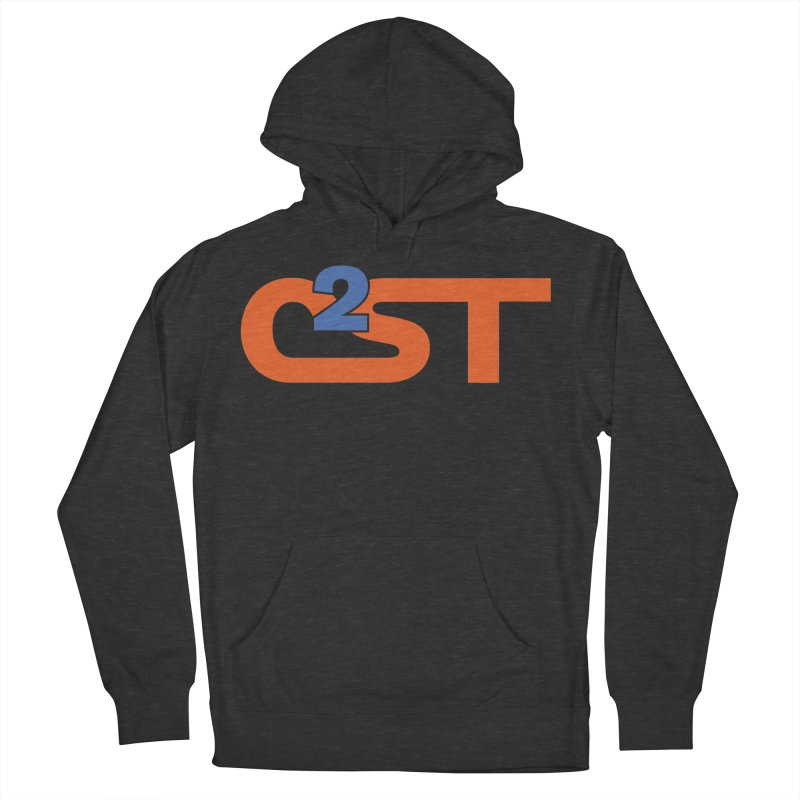 C2ST Classic Men's French Terry Pullover Hoody by C²ST