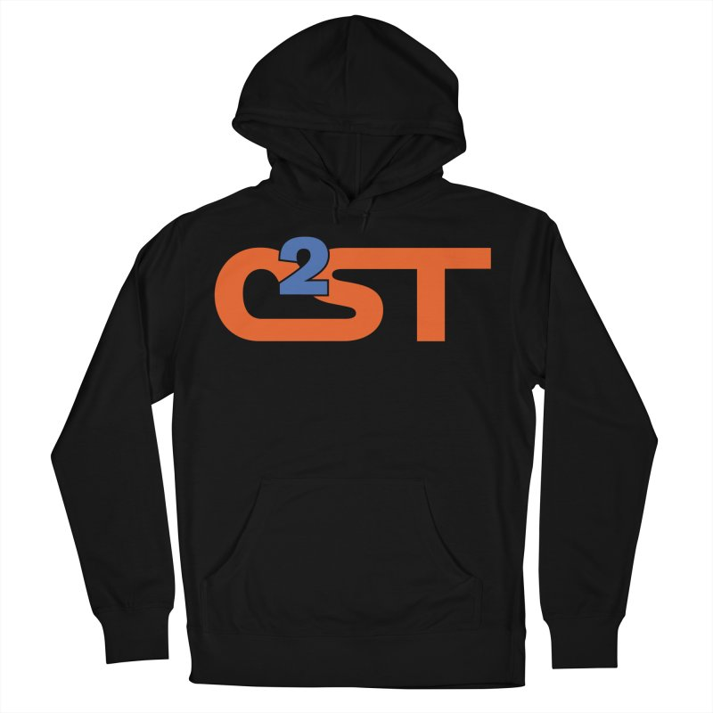 C2ST Classic Men's French Terry Pullover Hoody by C2ST's Artist Shop