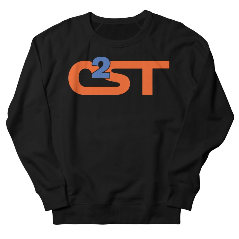 C2ST Classic Women's French Terry Sweatshirt by C2ST's Artist Shop