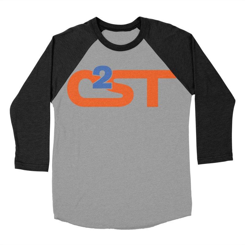 C2ST Classic Men's Baseball Triblend Longsleeve T-Shirt by C2ST's Artist Shop
