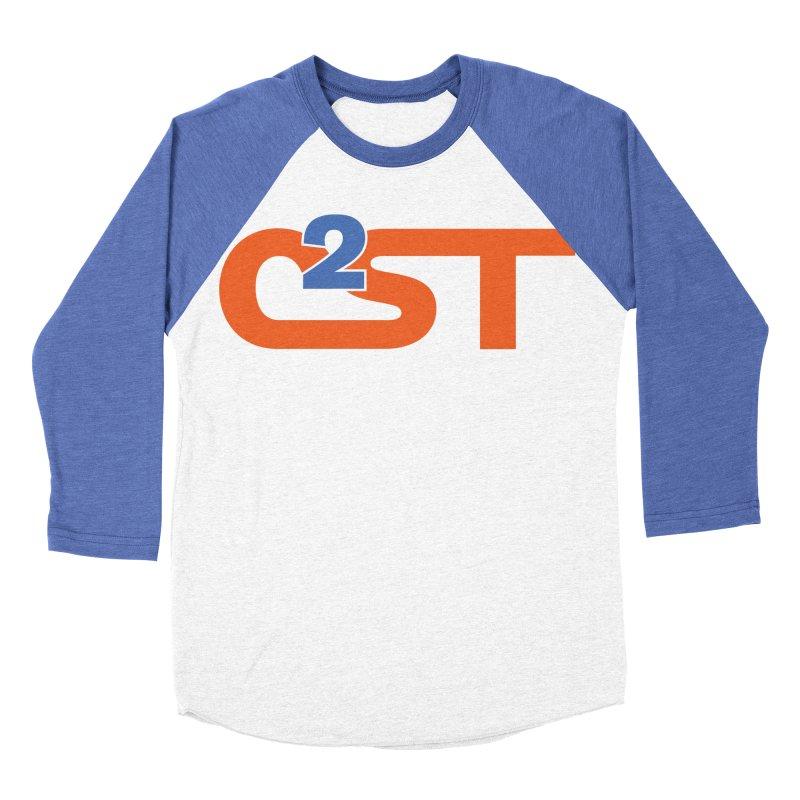 C2ST Classic Men's Baseball Triblend Longsleeve T-Shirt by C²ST