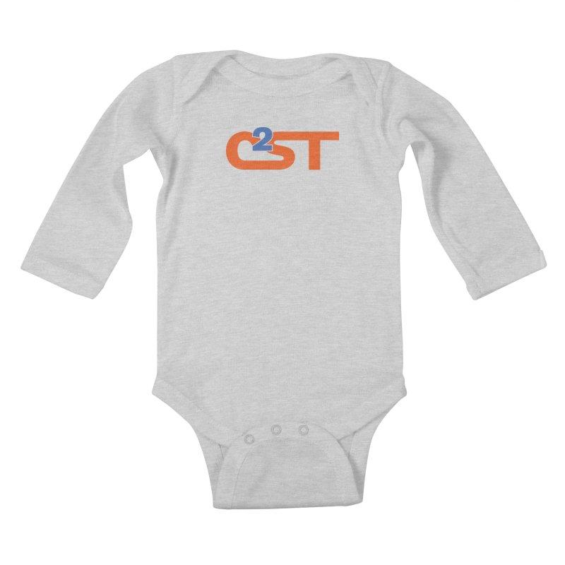 C2ST Classic Kids Baby Longsleeve Bodysuit by C2ST's Artist Shop