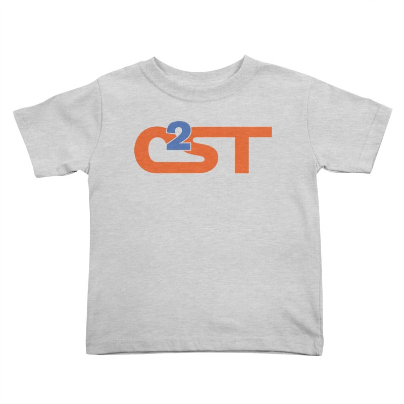 C2ST Classic Kids Toddler T-Shirt by C2ST's Artist Shop